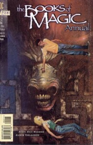 The Books of Magic Annual 1997 - 1999 #2