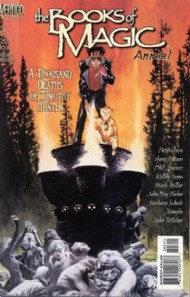 The Books of Magic Annual 1997 - 1999 #3