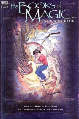 The Books of Magic: Death After Death #7
