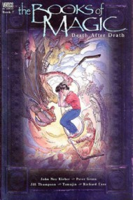The Books of Magic: Death After Death 2001 #7