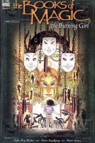 The Books of Magic: the Burning Girl. 2000 #6