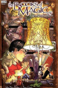 The Books of Magic: Transformations 1998 #4