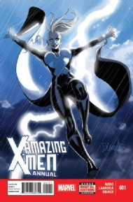 Amazing X-Men (2nd Series) Annual 2014 #1