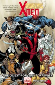 Amazing X-Men (2nd Series): the Quest for Nightcrawler 2014