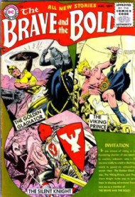 The Brave and the Bold (1st Series) 1955 - 1983 #1