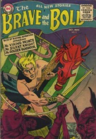 The Brave and the Bold (1st Series) 1955 - 1983 #2