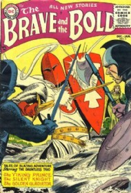 The Brave and the Bold (1st Series) 1955 - 1983 #3