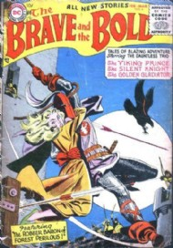 The Brave and the Bold (1st Series) 1955 - 1983 #4