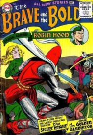 The Brave and the Bold (1st Series) 1955 - 1983 #6