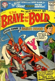 The Brave and the Bold (1st Series) 1955 - 1983 #7