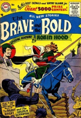 The Brave and the Bold (1st Series) #8