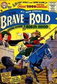 The Brave and the Bold (1st Series) 1955 - 1983 #8