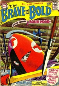 The Brave and the Bold (1st Series) 1955 - 1983 #10