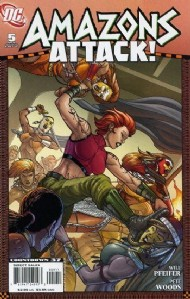 Amazons Attack 2007 #5
