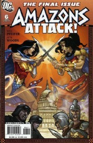 Amazons Attack 2007 #6