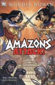 Amazons Attack 2007 #0