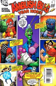 Ambush Bug: Year None 2008 - 2009 #1