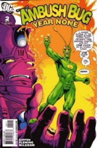 Ambush Bug: Year None 2008 - 2009 #2