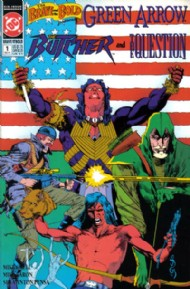 The Brave and the Bold (Limited Series) 1991 - 1992 #1