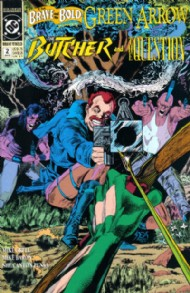 The Brave and the Bold (Limited Series) 1991 - 1992 #2