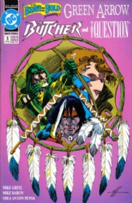 The Brave and the Bold (Limited Series) 1991 - 1992 #3