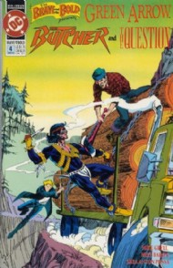 The Brave and the Bold (Limited Series) 1991 - 1992 #4