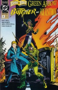 The Brave and the Bold (Limited Series) 1991 - 1992 #6
