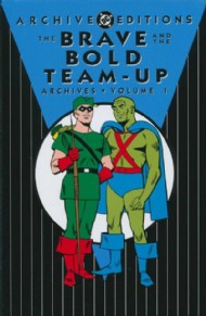 The Brave and the Bold Team-Up Archives 2005 #1