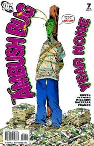 Ambush Bug: Year None 2008 - 2009 #7