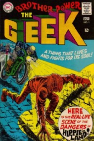 The Brother Power Geek 1968 #1