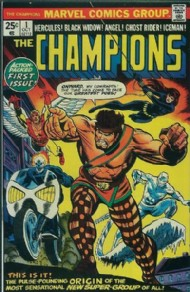 The Champions 1975 - 1978 #1