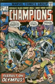 The Champions 1975 - 1978 #3