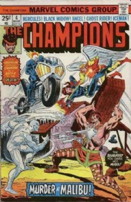 The Champions 1975 - 1978 #4