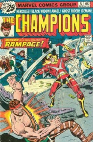 The Champions 1975 - 1978 #5