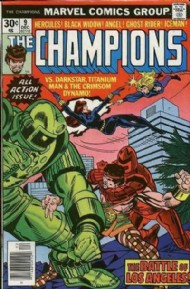 The Champions 1975 - 1978 #9