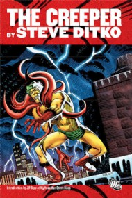 The Creeper by Steve Ditko 2010