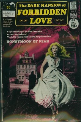 The Dark Mansion of Forbidden Love #2