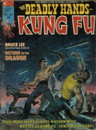 The Deadly Hands of Kung Fu 1974 - 1977 #7