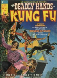 The Deadly Hands of Kung Fu 1974 - 1977 #8