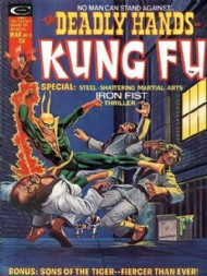 The Deadly Hands of Kung Fu 1974 - 1977 #10