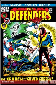 The Defenders (1st Series) 1972 - 1986 #1