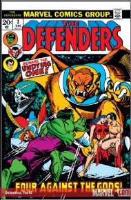 The Defenders (1st Series) 1972 - 1986 #2