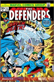 The Defenders (1st Series) 1972 - 1986 #4