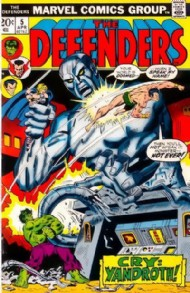 The Defenders (1st Series) 1972 - 1986 #5
