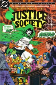 America Versus the Justice Society 1985 #2
