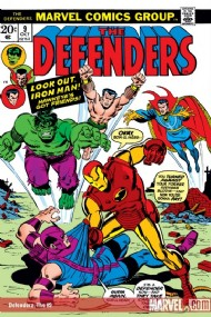 The Defenders (1st Series) 1972 - 1986 #7