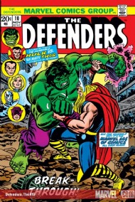 The Defenders (1st Series) 1972 - 1986 #8