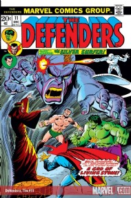 The Defenders (1st Series) 1972 - 1986 #9