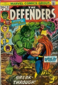 The Defenders (1st Series) 1972 - 1986 #10