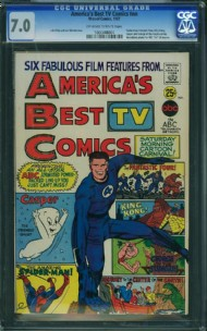 America's Best TV Comics 1967 #0